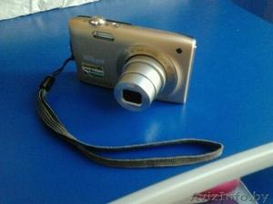Продам Цифровой фотоаппарат Nikon Coolpix S3300 - Изображение #2, Объявление #1085583