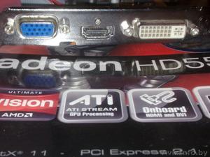 Radeon HD5570 видеокарта - Изображение #3, Объявление #1158863