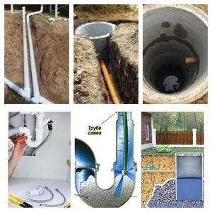 прокладка канализации и водопровода  - Изображение #1, Объявление #1684816