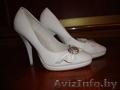 Туфли свадебные белые, туфли красные, Объявление #763336