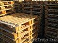 Продам поддоны деревянные б\у (Жлобин) - Изображение #2, Объявление #923103