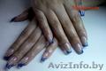 Наращивание и коррекция ногтей в Жлобине,  маникюр