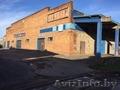 Продаётся здание общей площадью 1862 м² в г.Жлобине 208км. от Минска
